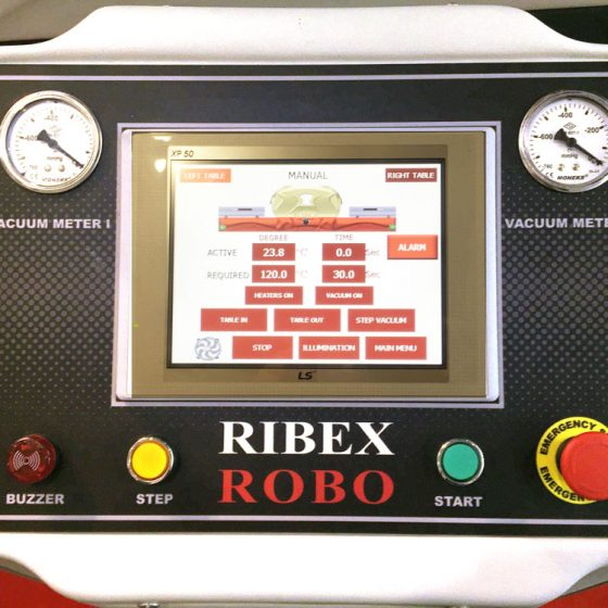 ribex vacuum press