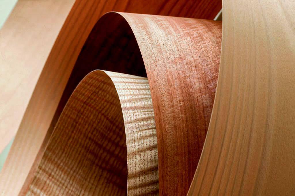 Chapado de madera